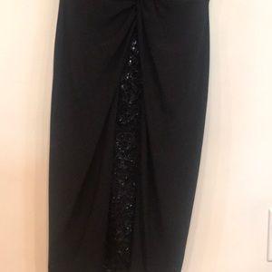 David Meister Dresses - David Meister cocktail dress embellished lace